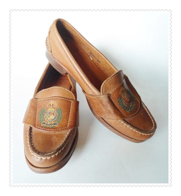 Size  Ralph Lauren Shoes