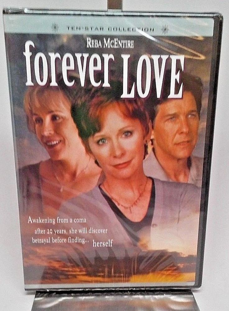 New! FOREVER LOVE 1988 TV movie Reba McEntire Tim Matheson oop