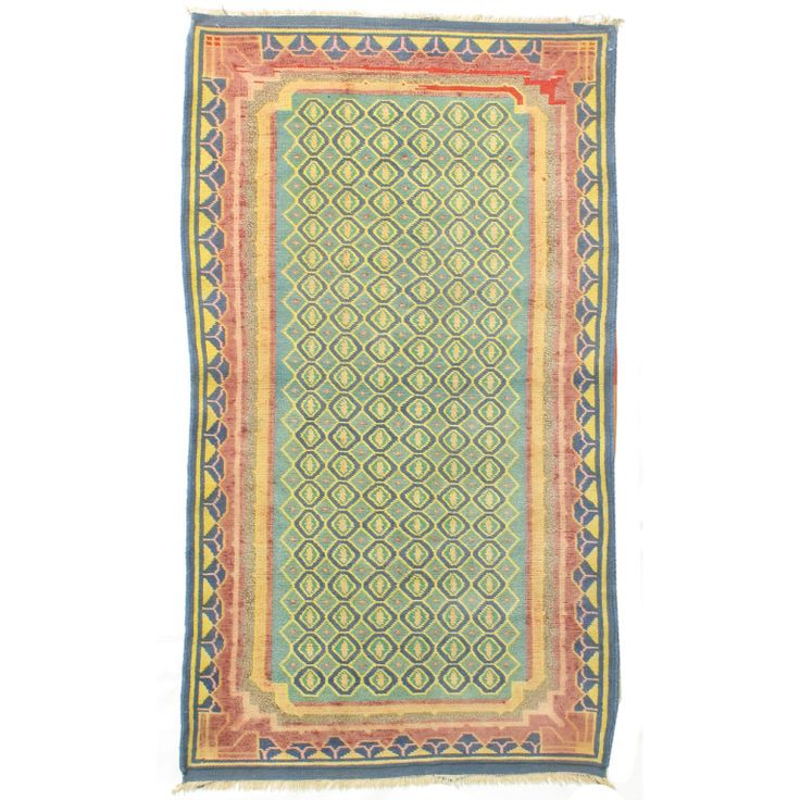 Antique Dhurrie Asian Rugs Rugs On Carpet Rugs