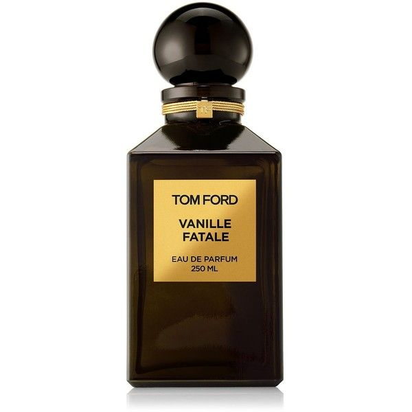 Tom Ford Vanille Fatale Eau De Parfum (€475) ❤ liked on Polyvore featuring beauty products, fragrance, tom ford fragrance, eau de perfume, tom ford, eau de parfum perfume and tom ford perfume