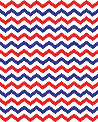 NEW Red, White & Blue Chevron Printed Backdrop from Backdrop Express! Your perfect patriotic background!