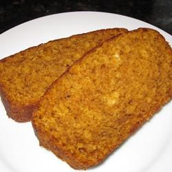 I normally do not like pumpkin bread, but this recipe is a big hit - PIN it and try!