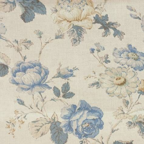 Warwick Chantilly Fabric - Delft - CHANTILLY_DELFT
