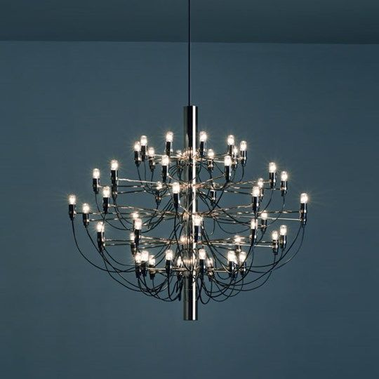 2097-30/50: Discover the Flos suspended lamp model 2097-30/50