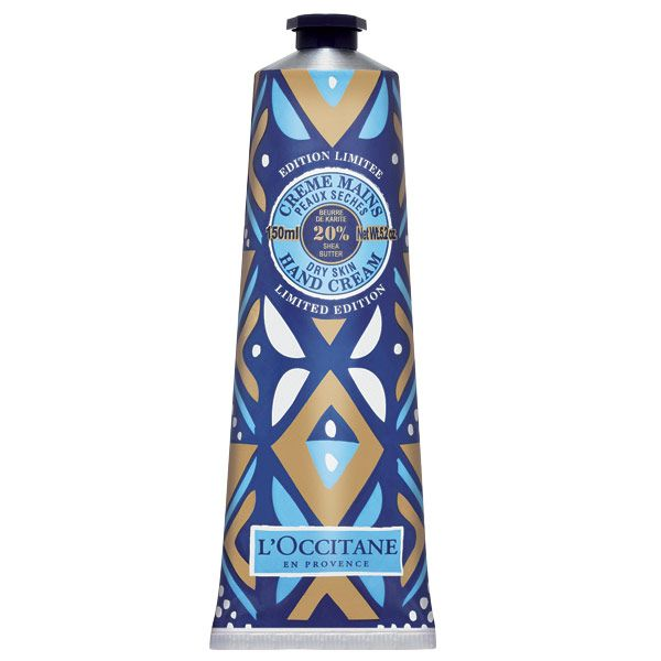 limited edition packaging - shea butter