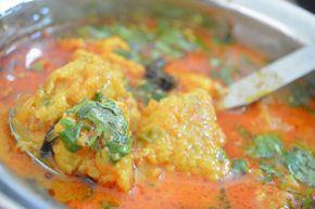 Gobi Ke Kofte Recipe (Cauliflower Fritters In Spicy Gravy)