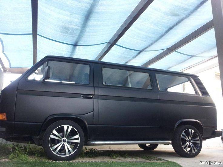 VW Transporter pao de forma t3 Maio/87 - à venda - Monovolume / SUV, Faro - CustoJusto.pt