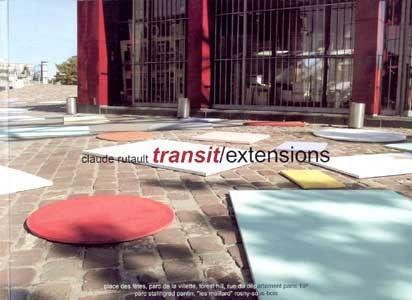 Claude Rutault // transit/extensions
