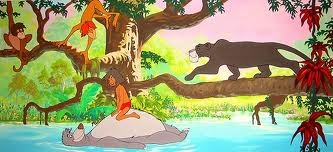 'Mowgli, el Libro de la selva' ese niño salvaje y a la vez enternecedor