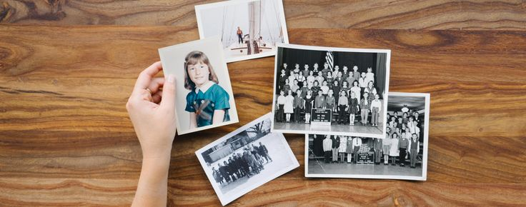 Scanning OLD photos