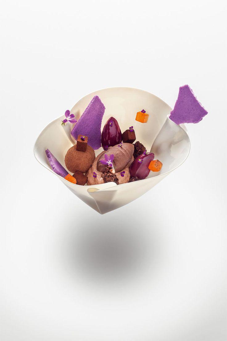 Schokolade, Oolong- Tee, Cassis, Veilchen | T. Granditz