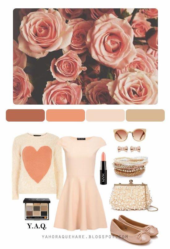 Y. A. Q. - Blog de moda, inspiración y tendencias: [Inspiración Color] Rosas rosas