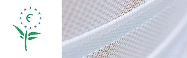 Expanding EU Ecolabel accreditations - the past 12 months have seen the number of products we have verified jump from 7 to 14.   Camira Fabrics