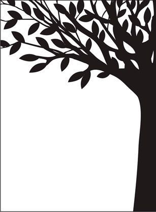 486 best images about 1s tree silhouettes on pinterest