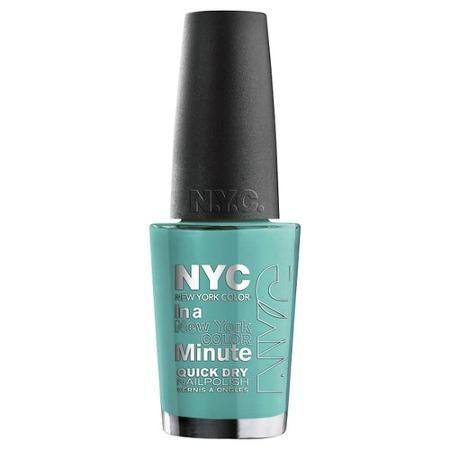 Meijer: NYC New York Quick Dry Nail Polish Only $0.79!