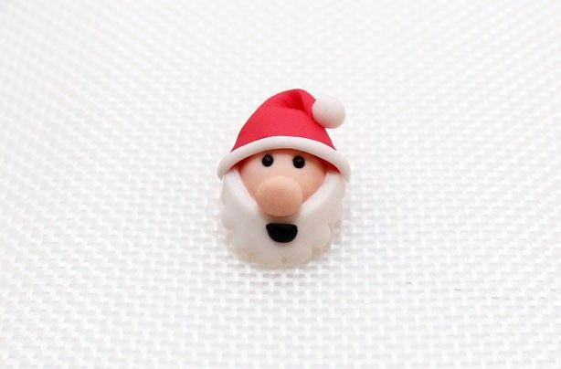 Santa cake decorations - goodtoknow