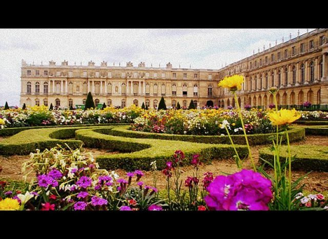 Pictures of Paris in the Springtime: Get Inspired With This Gallery: Spring at the Chateau de Versailles