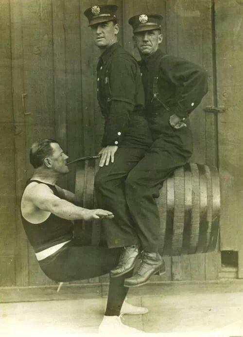 Vintage Strong Man 95
