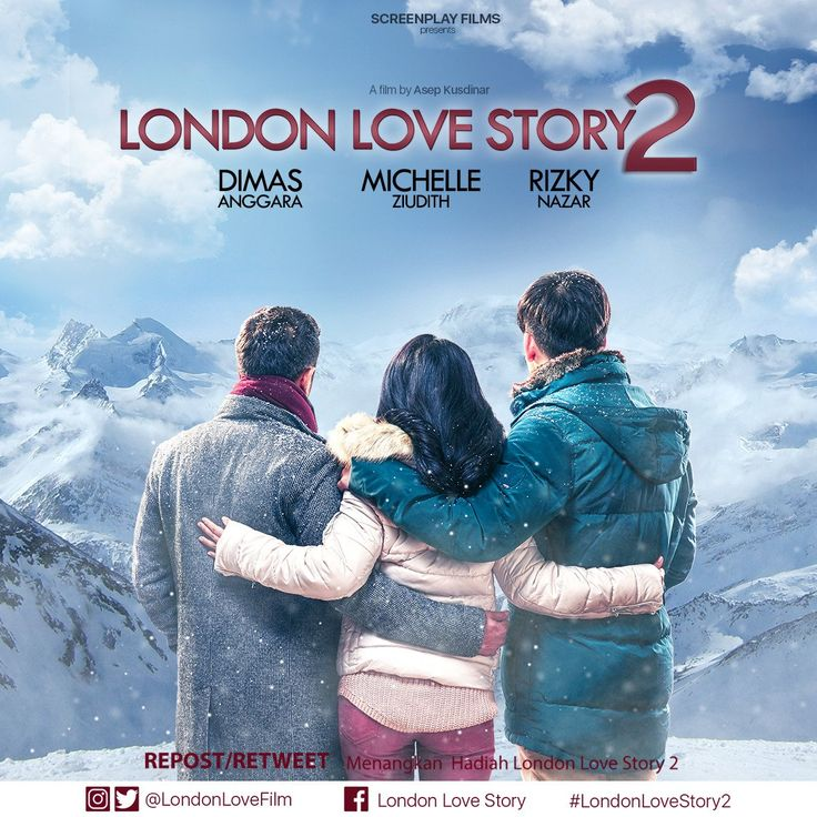 Nonton London Love Story 2 2017 Nonton Film London Love Story 2 tahun 2017 di bioskoponline yang merupakan kelanjutan dari film drama London Love Story pertama pada tahun 2016. Film Indonesia ini cukup menarik ditonton bagi kamu penggemar film cinta-cintaan romantis ala Indonesia. Film Indonesia ini diangkat dengan setingan luar negeri tepatnya di Inggris London.