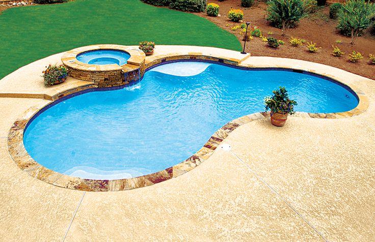 Pool Photos | Free-Form Pools | Lagoon Pools | Blue Haven Pools