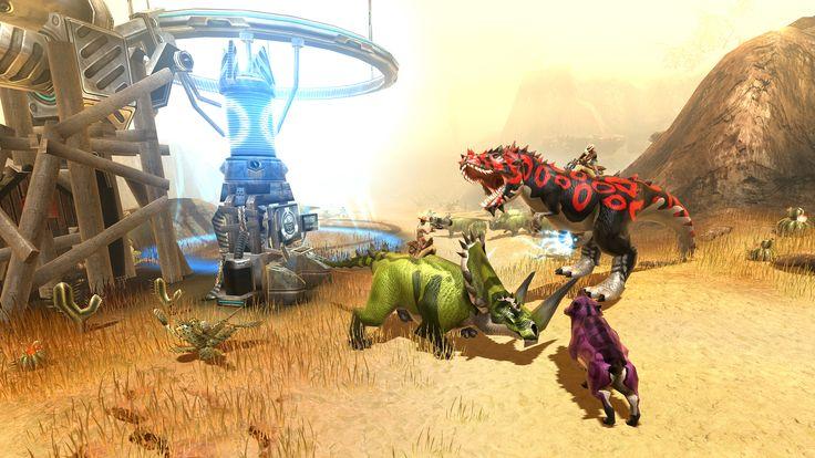 Dino Storm Screenshot 8 (DinoStorm.com)