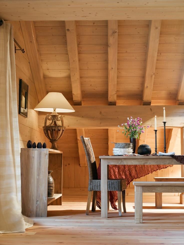 Chalet de la Combe (Dining Room) - Meribel