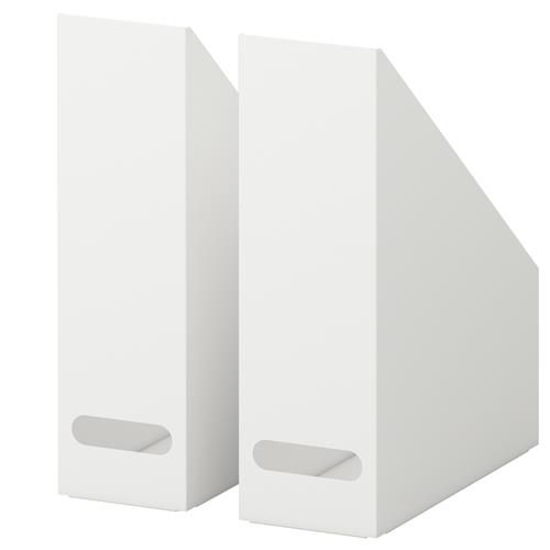 KVISSLE Θήκη περιοδικών, σετ 2 τεμ. - IKEA