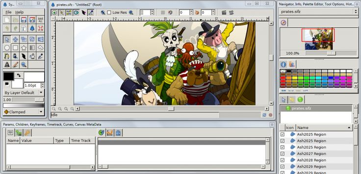 Synfig free 2d animation and cartoon software animation for Online 2d drafting software