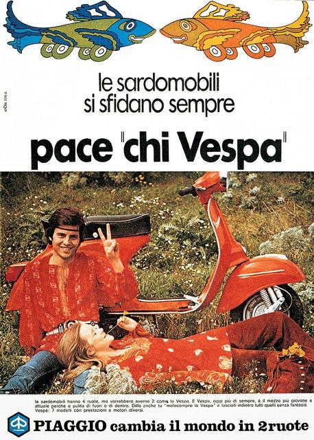 1972 Pace chi Vespa