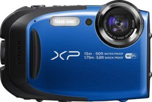 Fujifilm FinePix XP80 Waterproof Digital Camera with 2.7 inch LCD
