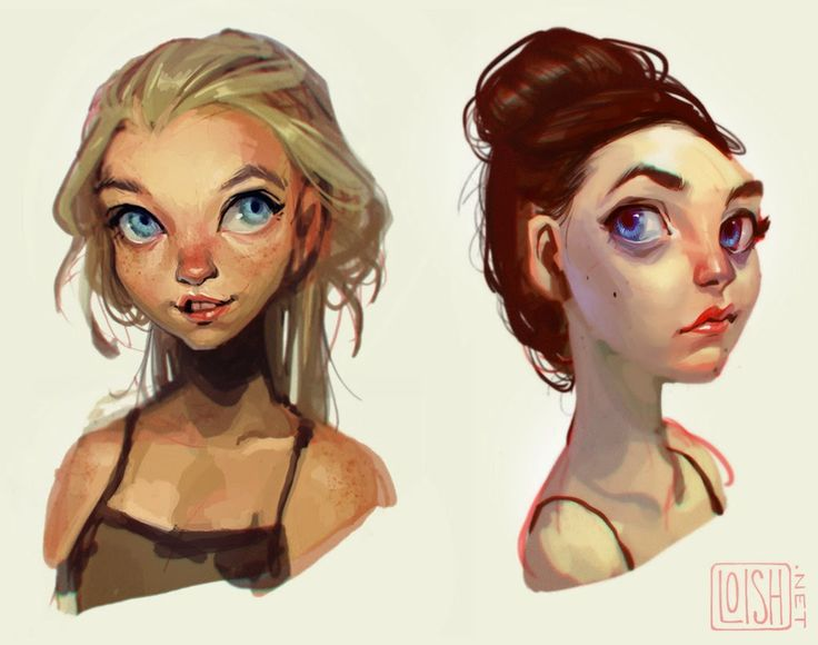 Character Design Freelance : Lois van baarle design inspiration toon characters