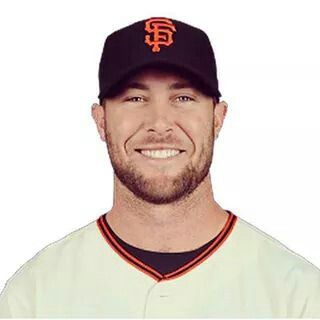 "Hunter Strickland. Yummy!! My mom turned to me and said ""He's cute. What's his story?"" And now he's my new crush. Oh boy."
