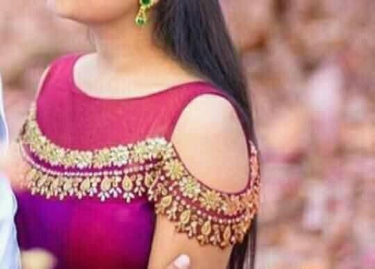 Awesome  designer blouse