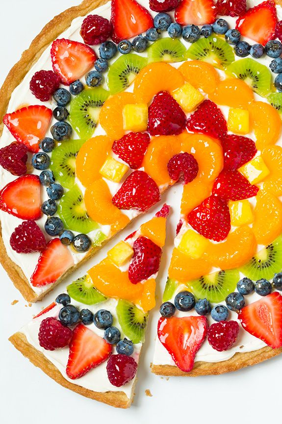 Fruit Pizza - Cooking Classy