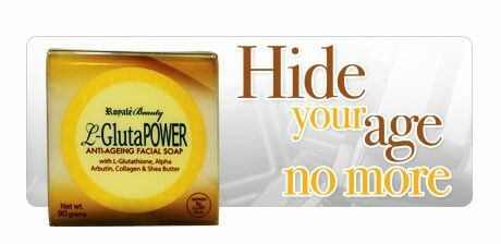 Anti ageing soap