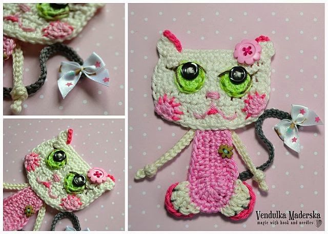318 best cats images on pinterest amigurumi patterns amigurumi another cats inspiration magic with hook and needles cat appliqueapplique patternscrochet dt1010fo