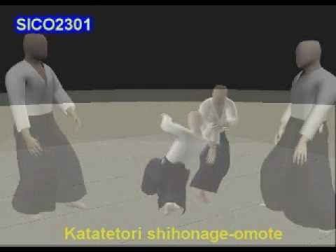AIKIDO EXAMEN 5º KYU - YouTube