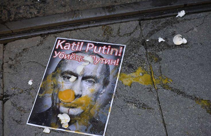Frappes russes : massacres et inefficacité en vue