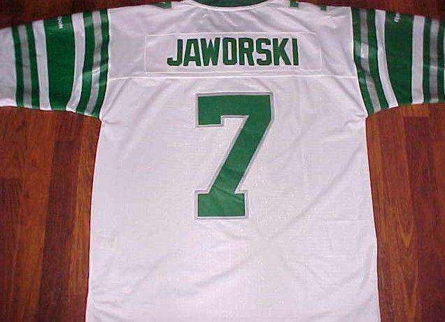 Reebok NFL NFC East 1980 Philadelphia Eagles Ron Jaworski 7 Throwbacks Jersey L #Reebok #PhiladelphiaEagles