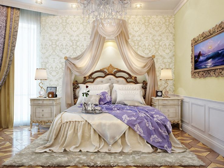 Great Bedroom Victorian Style