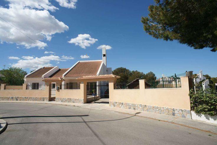 RicaMar Homes Real Estate Costa Blanca | 3 bed, 2 bathroom detached villa in San Miguel de Salinas
