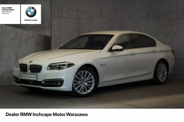 BMW 520 - BMW 520 xDrive Luxury Line!   Head-Up!   Harman&Kardon   Webasto!  