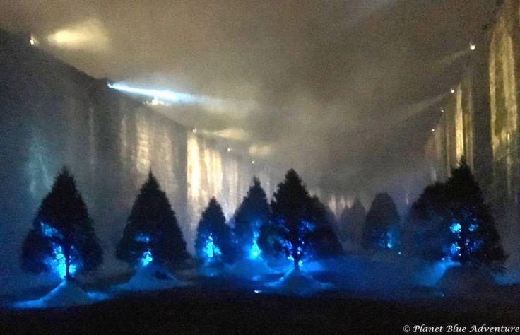 Lumina Borealis art installation