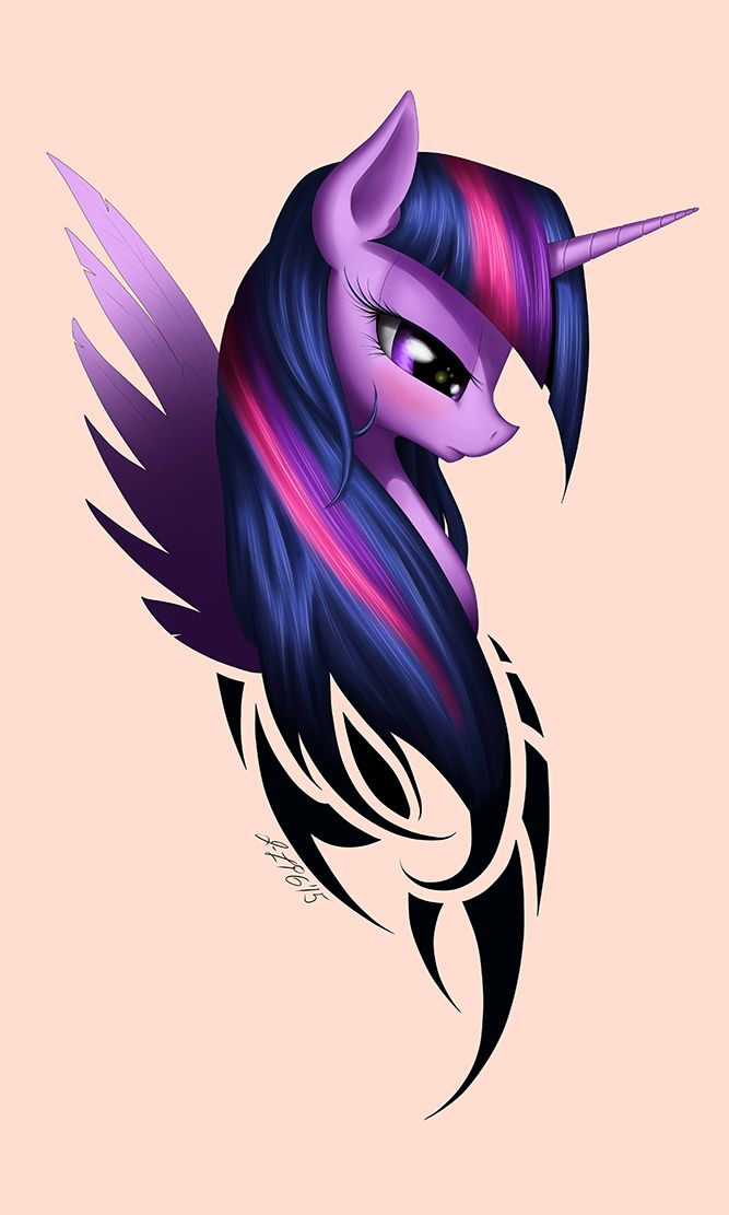 Princess Twilight Sparkle!