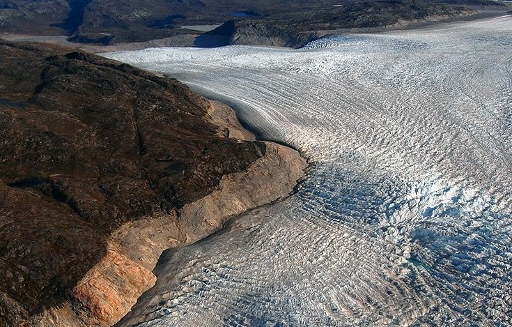 New climate model predicts likelihood of Greenland ice melt, sea level rise and dangerous temperatures