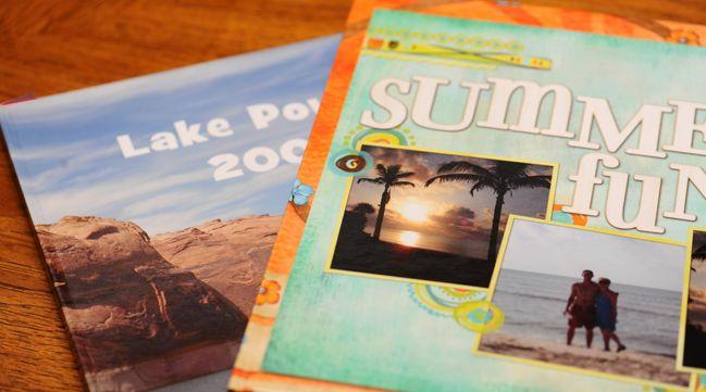 Make  A Book paperkiwi.com has 10x10 books