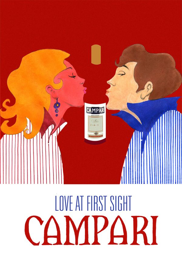 campari poster - Google Search