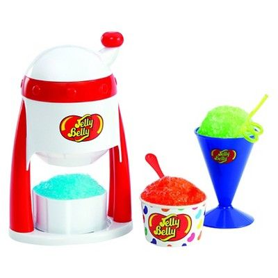 Jelly Belly Portable Ice Shaver, White