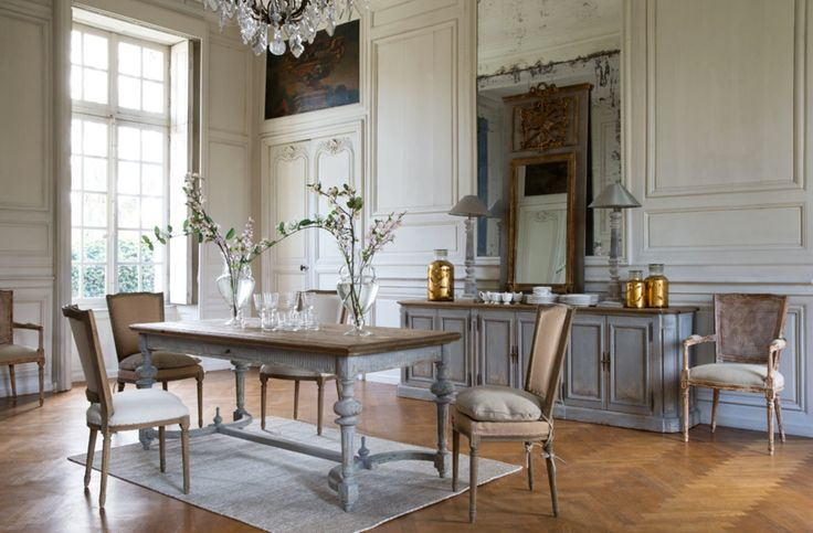 If you want to create totaly parisian design at your home - remember that you don't live in Paris, so - be creative!