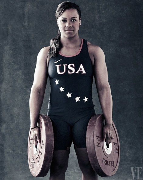 Jenny Arthur, Weightlifting • Team USA
